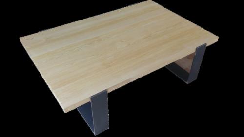 table basse châtaignier