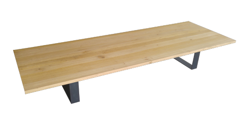 table basse chêne rustique